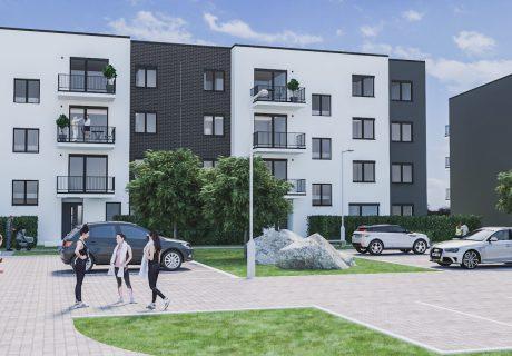 Fotka galérie Vizualizácie bytových domov - 0