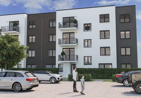 Fotka galérie Vizualizácie bytových domov - 2