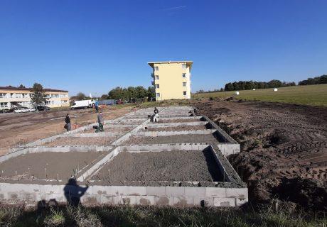 Fotka galérie Domukentácia z výstavby - 4