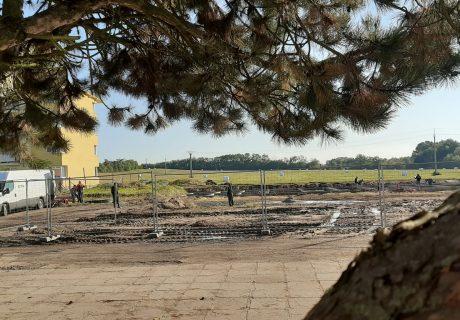 Fotka galérie Domukentácia z výstavby - 6